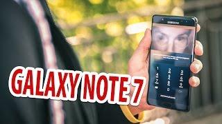 обзор смартфона Samsung Galaxy Note 7. Неужели самый-самый?!