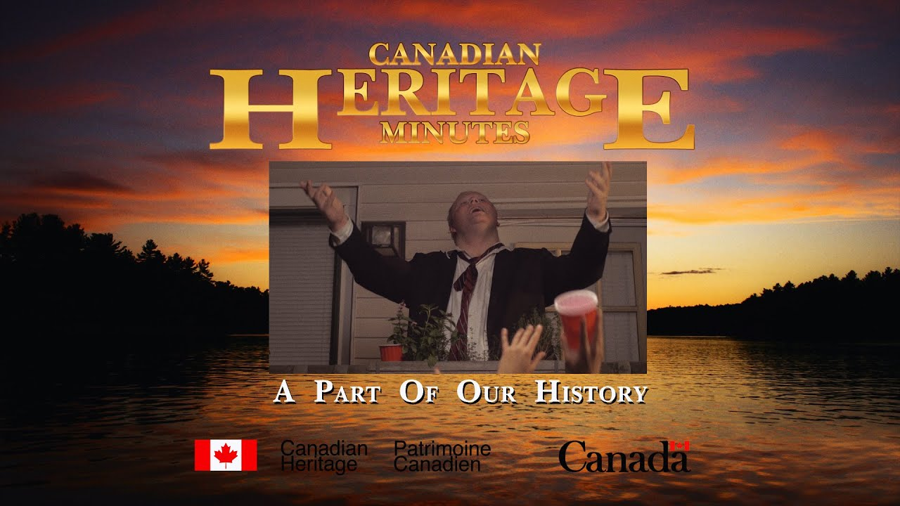 Canadian Heritage Minute Rob Ford Youtube