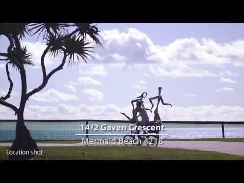 14/2 Gaven Crescent Mermaid Beach  - Call John Breslin 0404304010