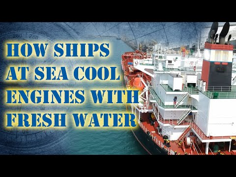 Ship's Fresh Water Cooling System   Study Call Ep 003 Chief MAKOi