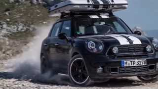 Mini Countryman ALL4 Camp 2013 Videos
