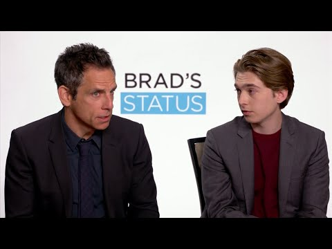 Real-life road trip helped 'Brad's Status' actors bond
