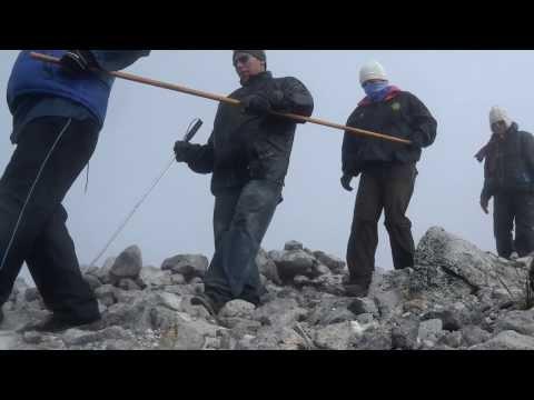 Segunda jornada de montañismo y ceguera