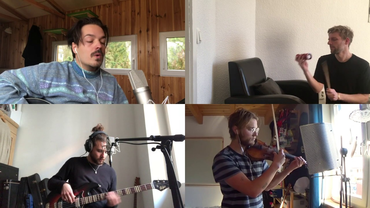 Milky Chance – Scarlet Paintings (Stay Home Sessions) #StayHome #WithMe