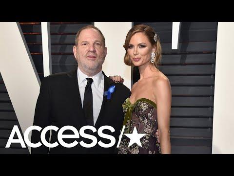 Harvey Weinstein's Ex Georgina Chapman 'Doesn't See Herself As A Victim'  Access