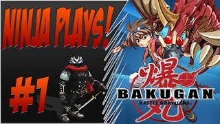 Bakugan Battle Brawlers (Parte 1)