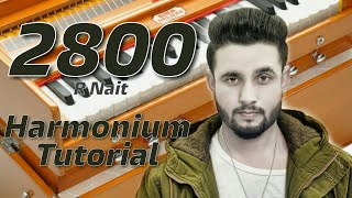 2800 - R Nait - How To Play On Harmonium (Harmonium Tutorial)