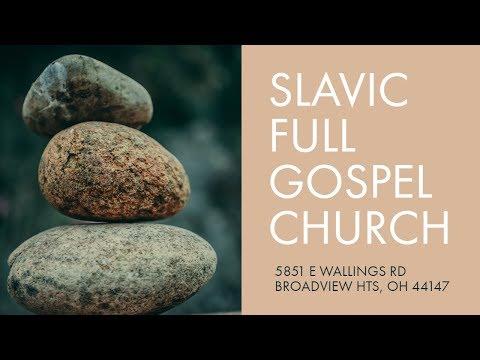 6/24/18 Sunday Morning Service feat. George Davidiuk