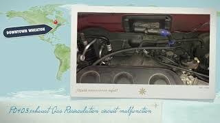 Exhaust Gas Recirculation Control Circuit High