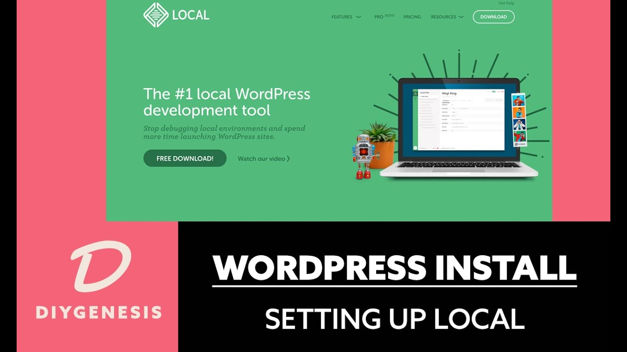 WordPress Install 2020 – How To Install WordPress Locally Using Local Tutorial