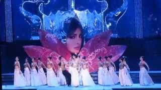Best Actress Priyanka chopra shows her variations in dance at TOIFA 2013 Vancouver