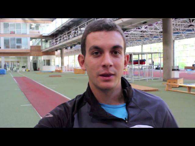 Gerard Descarrega, medalla de oro en los 400 metros en Rio'16