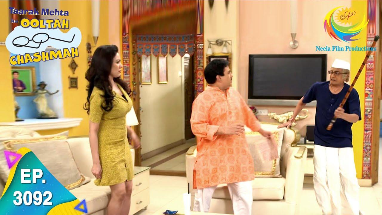 Download Taarak Mehta Ka Ooltah Chashmah - Ep 3092 - Full Episode - 1st February, 2021