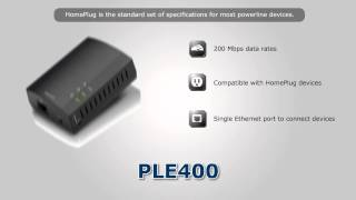 Linksys PLE400 v1.0 Powerline Adapter Windows