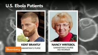Ebola Patients Receive ZMapp Experimental Drug