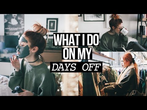 A typical day off in my life! - What I do on a lazy day in Brooklyn