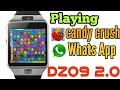 DZ09 2.0 || WhatsApp and Candycrush Saga working | 100% working