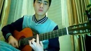 Ashimkhanov Yelaman - My happy little pill (cover)