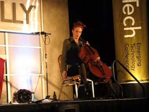 Zoë Keating Performs at ETech 2009