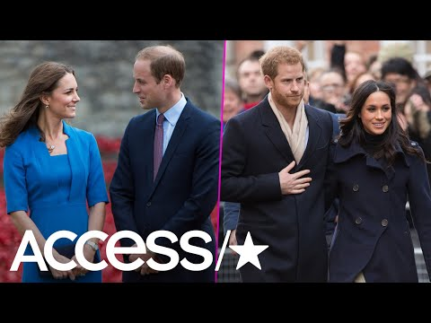 Prince William & Duchess Kate Skip Harry & Meghan's First PostWedding Event: Find Out Why  Access
