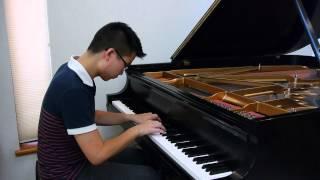 Disney Medley - Evan Chow, pianist