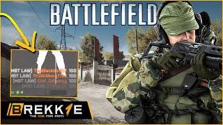 SKS quick action BOSS! | Battlefield 4 Domination
