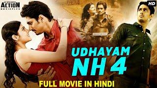 UDHAYAM NH4 - Blockbuster Hindi Dubbed Full Action Romantic Movie | South Indian Movies Hindi Dubbed