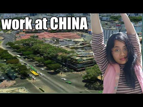 Kerja di China @Taiwan pindah Beijing
