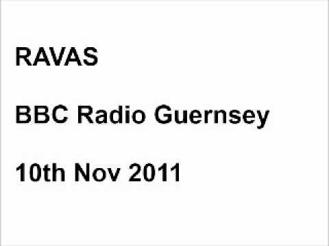 RAVAS BBC Radio Guernsey 10th Nov 2011