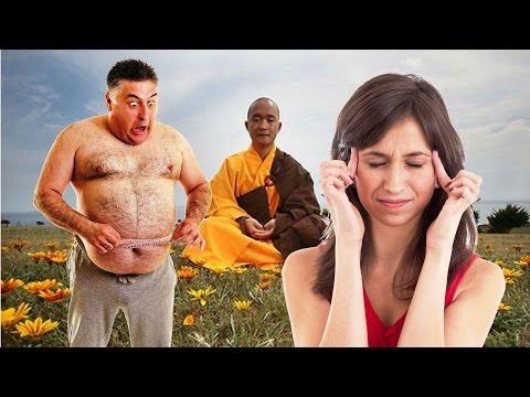Йога по-быстрому для занятых горожан - 5 Тибетцев