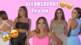 Ich zeige euch alle meine SPORTOUTFITS von OCEANSAPART 😍😍  | Cosima