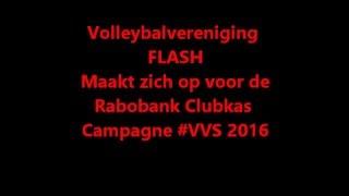 #VVS Rabobank Clubkas Campagne 2016 Flash Nieuwleusen