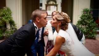 Самая жаркая свадьба 2013