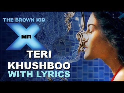 Teri Khushboo with Lyrics | Mr. X | Chipmunks version | Palak Muchhal | Latest Hindi Song 2015