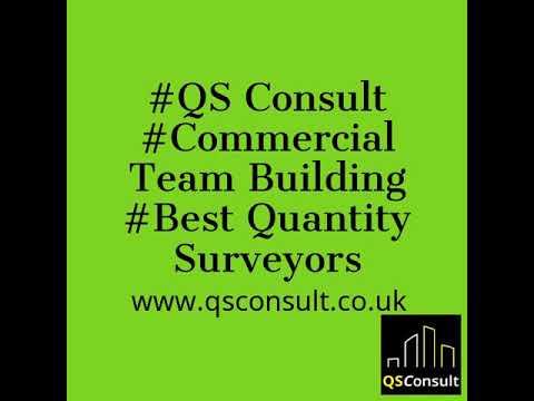 #QS Consult #Commercial Team Building #Best Quantity Surveyors