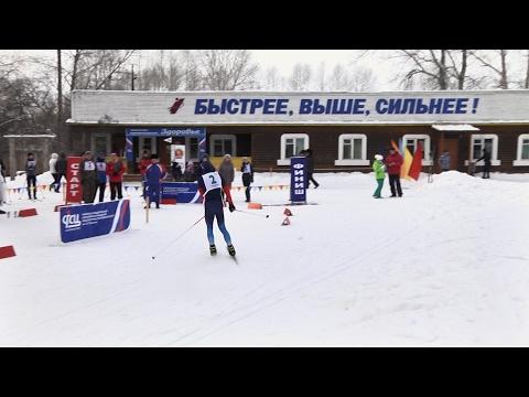 Муниципальный этап спортивных игр Сельская зима Красноярья