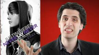 Justin Bieber Never say Never movie review