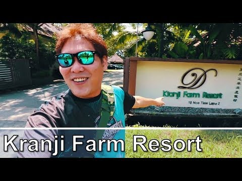 Kranji Farm Resort Singapore - Room Review