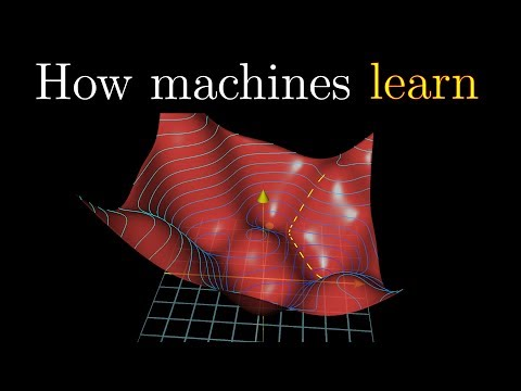 Gradient descent, how neural networks learn | Deep learning,