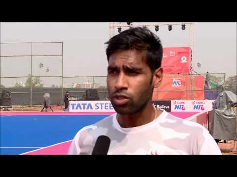 Vickram Kanth, Hockey Player Kalinga Lancers