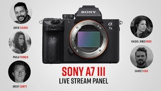 B&H Live Streams | Lifestyle and Travel Photography, Featuring the Sony A7 III