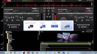 como mixar  no virtual dj  da maneira  mais  facil