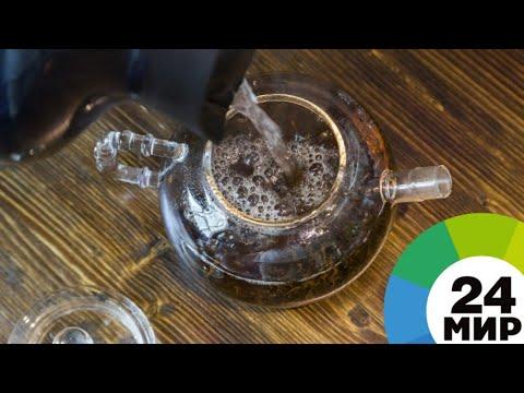 Горячее удовольствие: в Армении чай готовят из горных трав - МИР 24