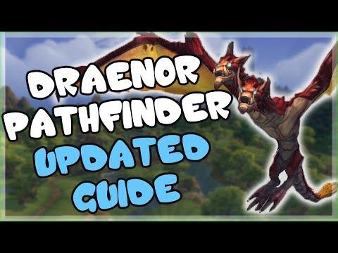 Draenor Pathfinder Updated Achievement Guide