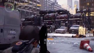 The Division: Disrupting an Arms Deal Gameplay 1080p 60fps
