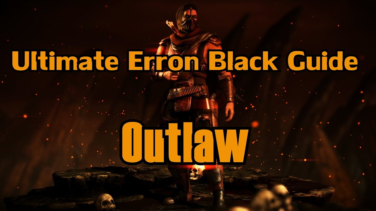 Complete Erron Black Guide Outlaw Youtube