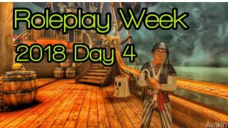 Avakin Life  - Roleplay Week 2018 Day 4