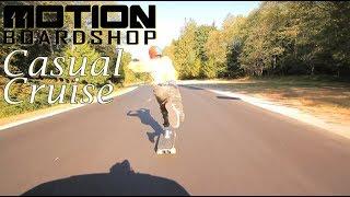 Blacktop Casual Cruise - MotionBoardshop