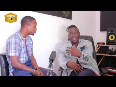 FULL INTERVIEW:  STONEBWOY expresses interest in Rihanna