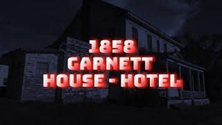 Haunting Hisory: S05E01-B | 1858 Garnett House Hotel